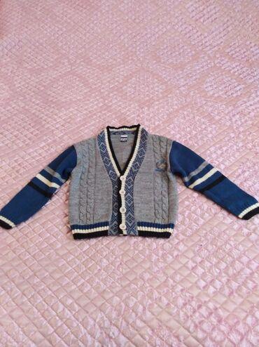 Детский мир - Тынчтык: Полувер для мальчика 200сом, 5-7лет