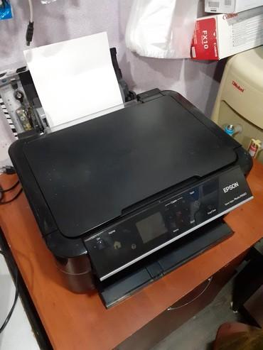 Bakı şəhərində Epson PX660 satılır - təmirə ehtiyyacı var, sadə problemdi