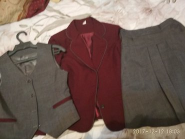 Продаю костюм школьный для девочки 10-13 в Бишкек