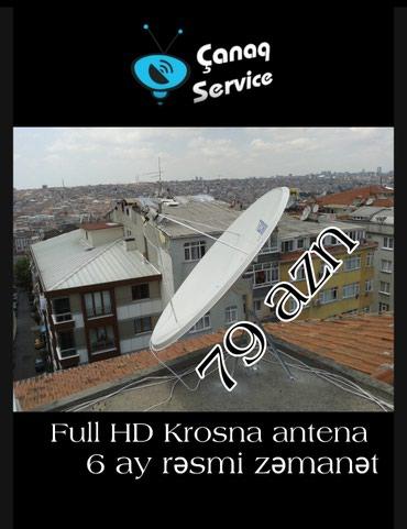 Bakı şəhərində Peyk antenalari kredit nağd satisi
