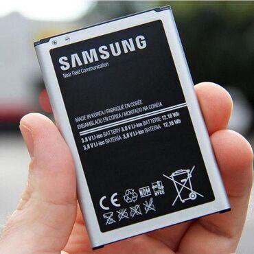 Samsung Modellerine Orijinal ve Zemanetle batareykalar