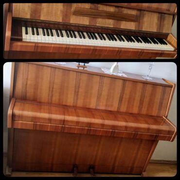 Weinbach piano satilir. Qiymeti 1500 azn.Ela veziyyetdedir. Unvan zig