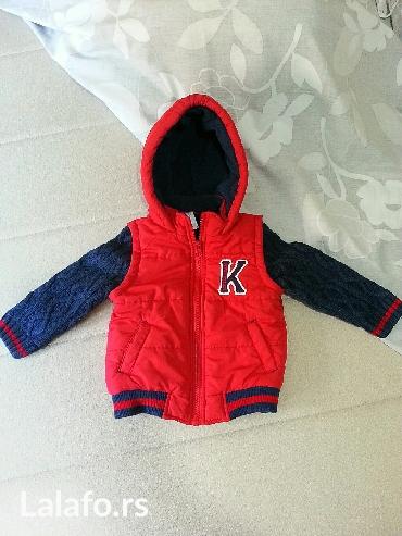 Topla c&a jaknica, rukavi postavljeni, u ekstra stanju! Velicina - Valjevo