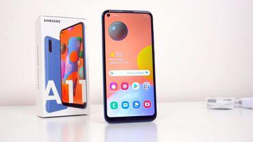 Samsung - Azərbaycan: Samsung Galaxy A11  Qiymət - 299 AZN  1 il Rəsmi zəmanətli  Qeydiyyat