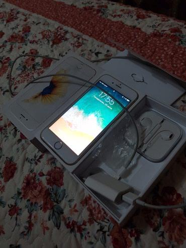 IPhone 6s Отличное состояние обмен нет торг ест в Ош
