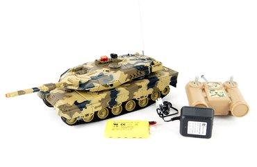 Радиоуправляемый танк HuanQi Leopard 2A5 для в Бишкек