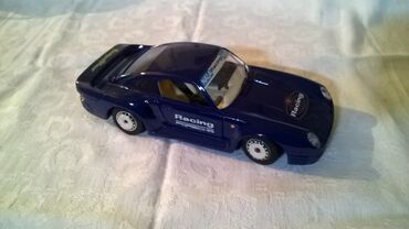 Avtomobil modelləri | Srbija: Burago Porsche 959, Italy ocuvan kao nov