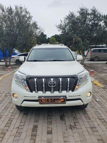 Toyota Land Cruiser Prado 2.7 l. 2013 | 167000 km