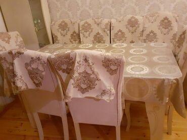 - Azərbaycan: 8 neferlik masa desti satilir az muddetdi islenib hecbir yerinde