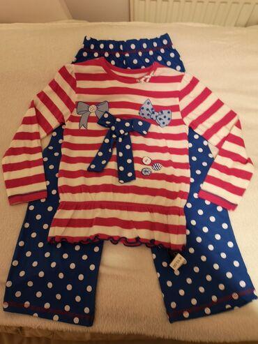 povjazka na golovu i pinetki в Кыргызстан: Пижама размер на 5 - 6 лет из магазина Dunnes Stores Ирландия 100