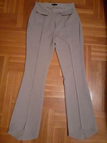 •pogledajte i ostale moje oglaseELEGANTNE BEŽ pantalone sa imitacijom