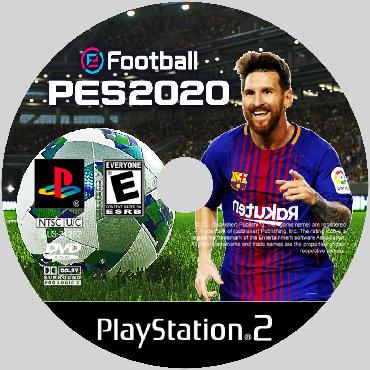 PS2 & PS1 (Sony PlayStation 2 & 1) Azərbaycanda: PES2020.Ps2 üçün.Yenidir.Sayı çoxdur