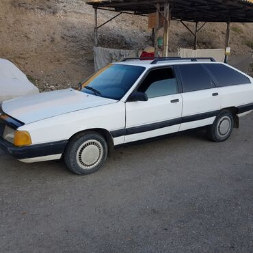 квартира берилет кызыл аскерден in Кыргызстан | БАТИРЛЕРДИ УЗАК МӨӨНӨТКӨ ИЖАРАГА БЕРҮҮ: Audi 100 2.3 л. 1989