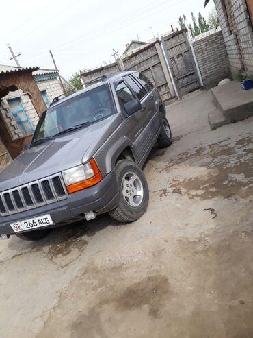 Jeep Cherokee 4 л. 1998