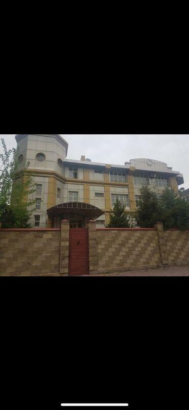 Сдам в аренду - Кыргызстан: Сдается офисное здание, 750 кв.м., Здание 4 этажа с подвалом 690 кв.м