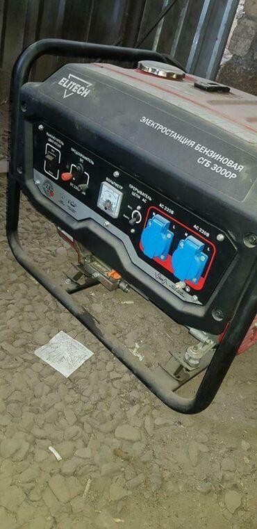 Generatorlar - Azərbaycan: Generator satiwda 450 azn 1ce defe iwlenib 2.8 kv gucundedi qiymet 260
