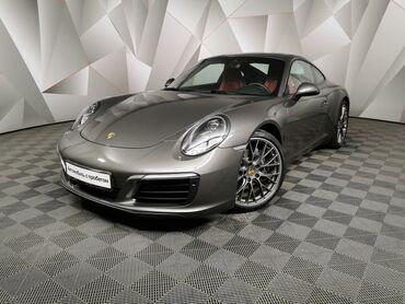 Porsche в Бишкек: Porsche 911 3 л. 2017 | 4090 км