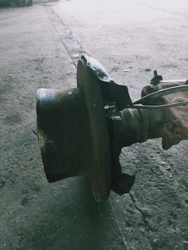 Тормозные диски на мерс спринтер оригинал б/у в Бишкек