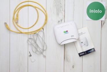 Компьютеры, ноутбуки и планшеты - Украина: Wi-Fi роутер із повною комплектацією Укртелеком    Стан задоівльний