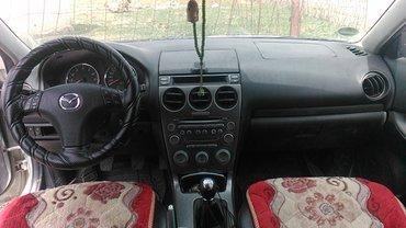 Автомобил Мазда 6Год 2004,объем 2.3 серебристый,авто хороший в Нарын