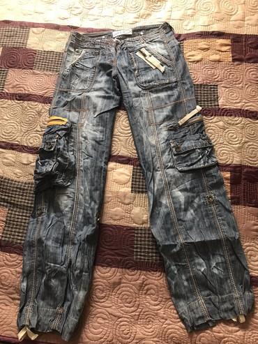 женские джинсы 26 размер в Кыргызстан: Джинсы прямые размер 26