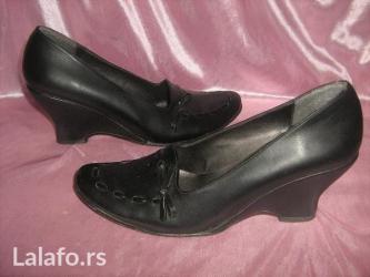 Ocuvane cipele br 37  vrlo malo nosen - Prokuplje