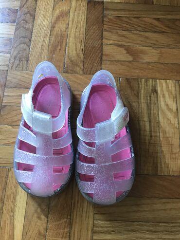 Dečije Cipele i Čizme | Pancevo: Gumene sandale Igor (španski marka) broj 21. Nosene par puta