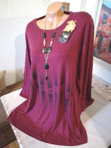 Nova zenska tunika sa ukrasima za punije Ayas. Turska. Odlicna zenska