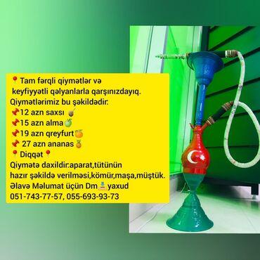 avtomoyka icarəsi - Azərbaycan: Qəlyan icarəsi