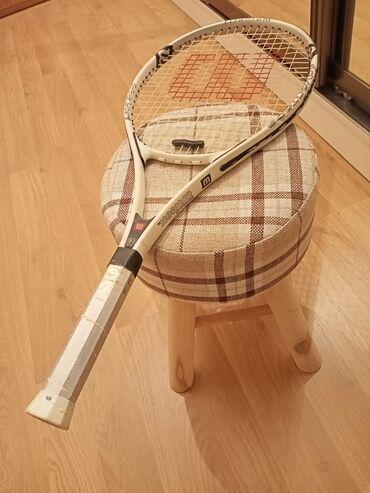 bu üçün sterilizator - Azərbaycan: Tennis raketkasi Wilson, original yeni bashliyanlar ucun cox gozel