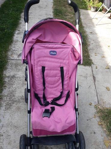 Chicco Multiway kolica za bebu - Crvenka