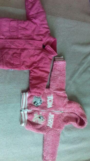 Курточка и кофточка на 1-3 месяца