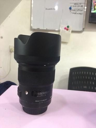 50 mm - Azərbaycan: 50 mm Sigma ART 1.4f
