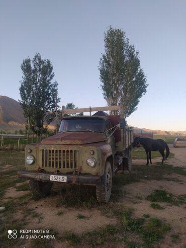 ГАЗ - Кыргызстан: ГАЗ 4.2 л. 1990   1 км