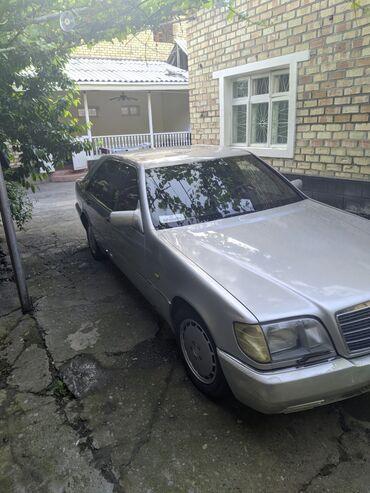 двигатель мерседес 124 2 3 бензин в Кыргызстан: Mercedes-Benz S-Class 3.2 л. 1992 | 250000 км