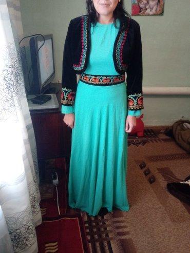 Платье национальное. сшитое на заказ. в Бишкек