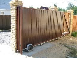 Ворота откатные, секционные в Бишкек