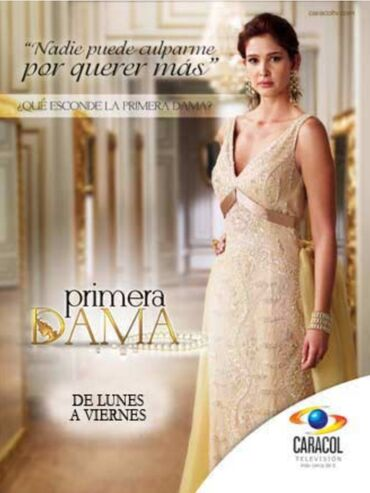| Boljevac: PRVA DAMA (Primera Dama)cela serija, sa prevodom - sve epizodeukoliko