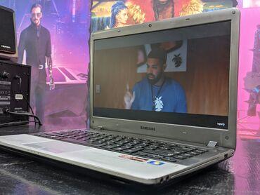Скидка на ноутбук Samsung 4-х ядерный.Идеален для работы.• Amd