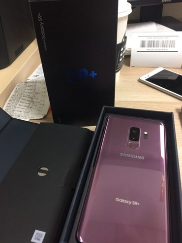 Samsung Galaxy S9+ - 64GB - Black - Unlocked Smartphone  σε Βέροια