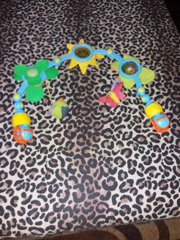 Igracka za deciji krevetac koristena jako lepa - Loznica