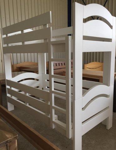 Krevet na sprat - Srbija: Krevet na sprat po meri - mesto za dvoje, na istom prostoru kao za