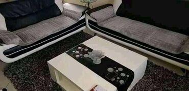 Cupavi flekeri za dvosed trosed i fotelju.  4100 din komplet