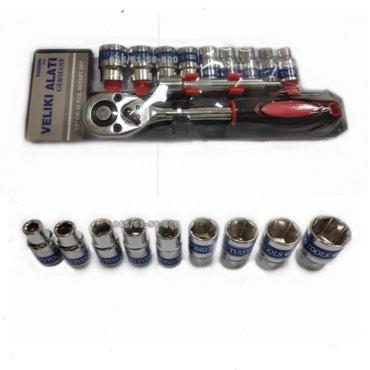 H-m-keper-haljinatroakove-slanja-snosi-kupac - Srbija: Set gedora VA 8090 - Set od 11 delova- Set gedora od 11 komada- Ručna