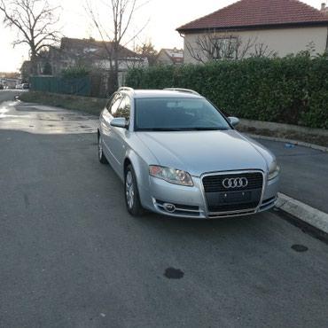 Audi A4 2.0TDI b7 avant - Belgrade