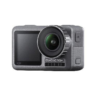 Продаю б/у экшн камеру DJI Osmo Action. По стабилизации на порядок выш