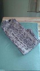 Atraktivne-marame - Srbija: Italijanske pantalone ocuvane atraktivne br 30 prelepe