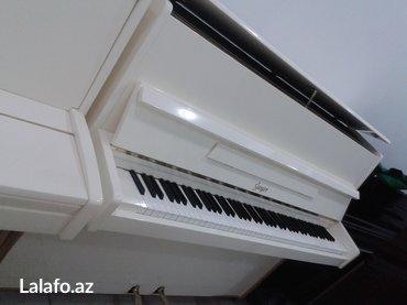 Bakı şəhərində Pianino Geyer - Almaniya, son buraxılış model - ideal seviyyededir, 5