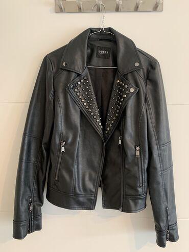 Guess kožna jakna ORIGINAL(m veličina)