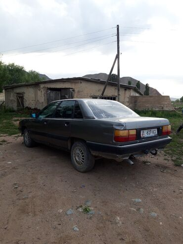 Audi в Боконбаево: Audi Другая модель 1.8 л. 1989
